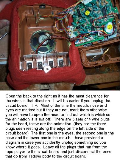 open_to_the_right 403x540 fix teddy ruxpin yourself in english teddy ruxpin wiring diagram at bakdesigns.co